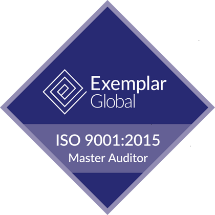 Certified QMS Master Auditor