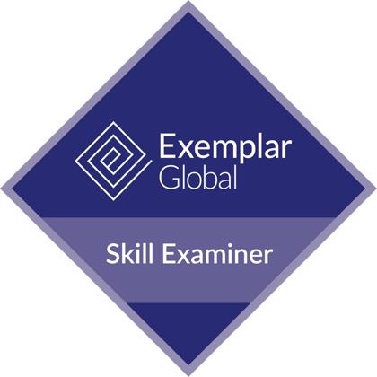 Certified QMS Skill Examiner